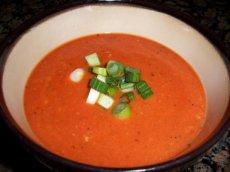 Tuscan Tomato Basil Soup