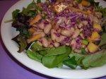 Mango & Pine Nut Salad