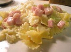 Baked Ham & Noodle Supper