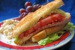 Lazy Day BLT Sandwich
