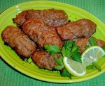 Luleh Kebabs- Persian Ground Lamb Kebabs