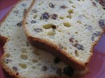 Holiday Rum Eggnog Bread