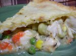 Valerie's Chicken Pot Pie, from Woman's Day Mag.