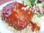 Birthday Dinner Meatloaf