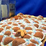 Almond Disaronno Truffles