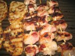 Diablo Shrimp & Bacon Wrap