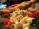 Seven Layer Pasta Salad