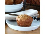 Whole Wheat Banana Butterscotch Muffins