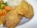 Pan-Fried Cornmeal Batter Fish