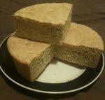 Portuguese Corn Bread (Broa)