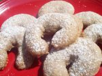 Pecan and Brown Sugar Crescents