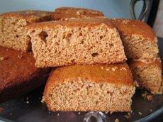 Swiss Honey Cake (Lebkuchen)