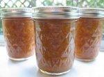 Peach & Rhubarb Jam