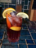 Cranberry Raspberry Non-Alcoholic Fruit Punch