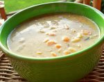 Creamy Chicken and Wild Rice Soup (Crock Pot)