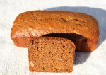 Zucchini Bread Made With Brown Sugar and Molasses