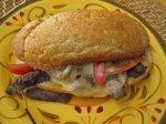 Italian Style Cheesesteak Sandwiches