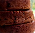 Deluxe Old-Fashioned Chocolate Cake Layers