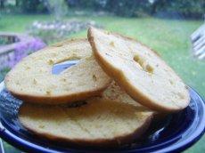 Seasoned Bagel Chips
