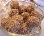 Pecan Balls Candies