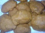 Light Pumpkin Cookies With Splenda Sugar Blend by Kim