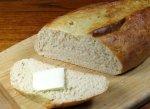 Garlic and Parmesan Sourdough Bread