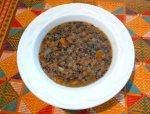 Crock Pot Lentils & Quinoa