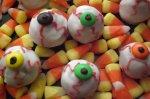 Halloween Butterfinger Eyes