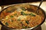 Japchae Korean Noodle With Vegetable