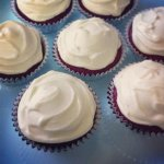 Red Velvet Cupcakes With Cream Cheese Frosting (Vegan)