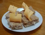 Tuna and Cheese Pirate Ships