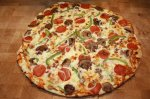 Basic Pizza Dough (Italian)