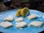 Saganaki (Greek Fried Cheese Squares)