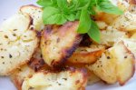 Patates Fourno Riganates (Baked Potatoes With Oregano)