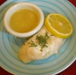 Easy Lemon Butter Sauce for Fish and Seafood