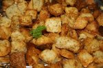 Greek Croutons