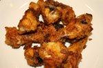Ginger Garlic Chicken Wings
