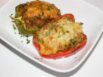 Yemista - Stuffed Peppers Cypriot Style