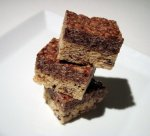 Peanut Butter Chocolate Chunk Rice Krispie Treats