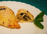 Hortotiropita (Greens and Cheese Pie) With Chard