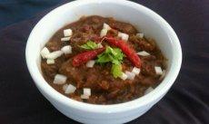 Blazing Smoked Steak Chili