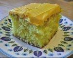 Yellow Lemony Cake