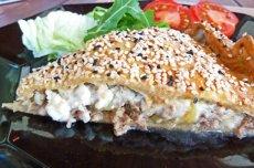Cretan Meat Pie – Kreatotourta