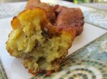 Titale (Ghana Spicy Plantain Fritters)
