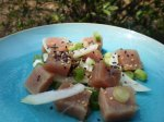 Hawaiian Red Tuna Poke