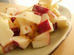 Light and Tasty Apple Salad
