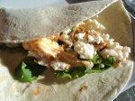 Nif's Grilled Fish Burritos