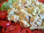 Turkey and Egg Salad