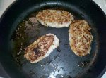 Persian Cutlet (Kotlet) With Ground Turkey