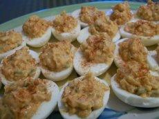 Hells Eggs (Deviled)